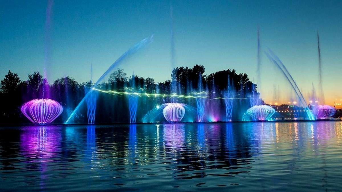 Вінниця фонтан