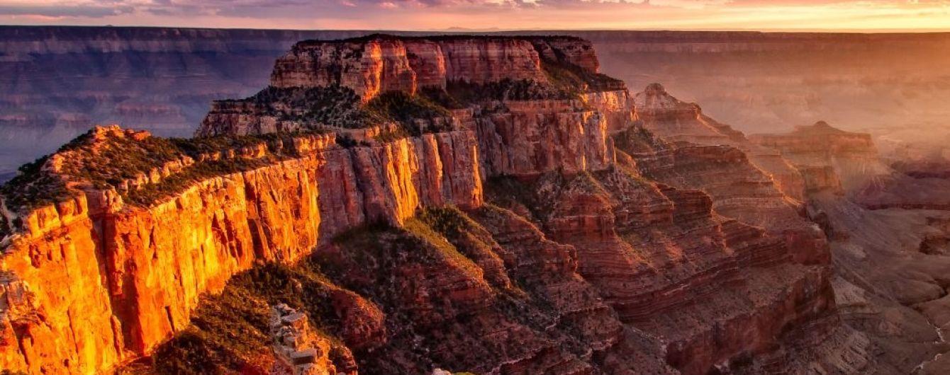 Гранд-Каньйон закрили через коронавірус