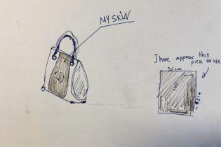 Британка шукає дизайнера, який зможе зробити сумку з її ампутованої ноги