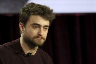 """Я напивался каждую ночь: Рэдклифф боролся с алкогольной зависимостью во время съемок в """"Гарри Поттере"""""""