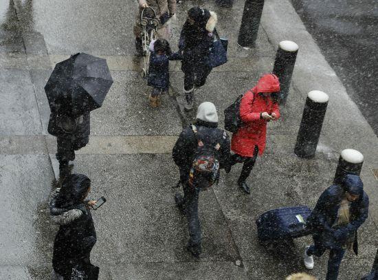 На Україну насуваються дощі: де буде мокро 15-19 березня