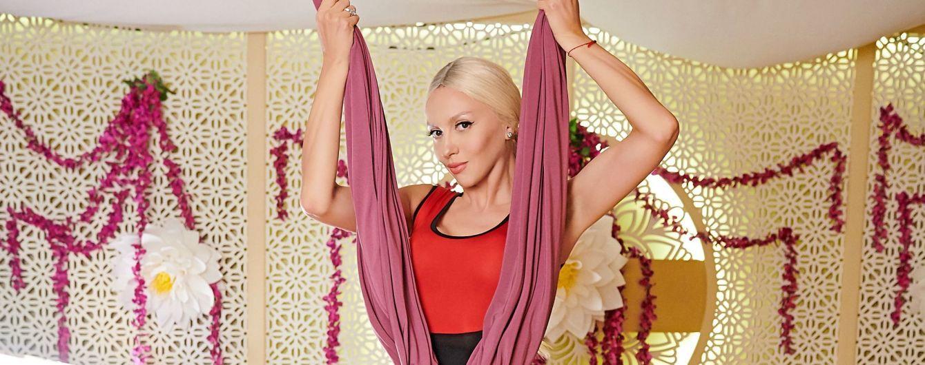 Оля Полякова показала солодкий поцілунок з Астаф'євою