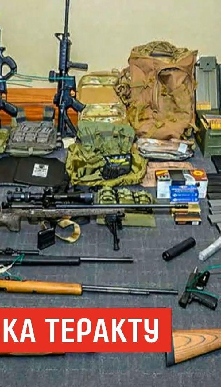 В США арестовали лейтенанта по подозрению в подготовке масштабного теракта