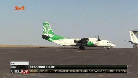"""Украинские компании активно договариваются с индусами о модернизации их парка """"Ан-32"""""""