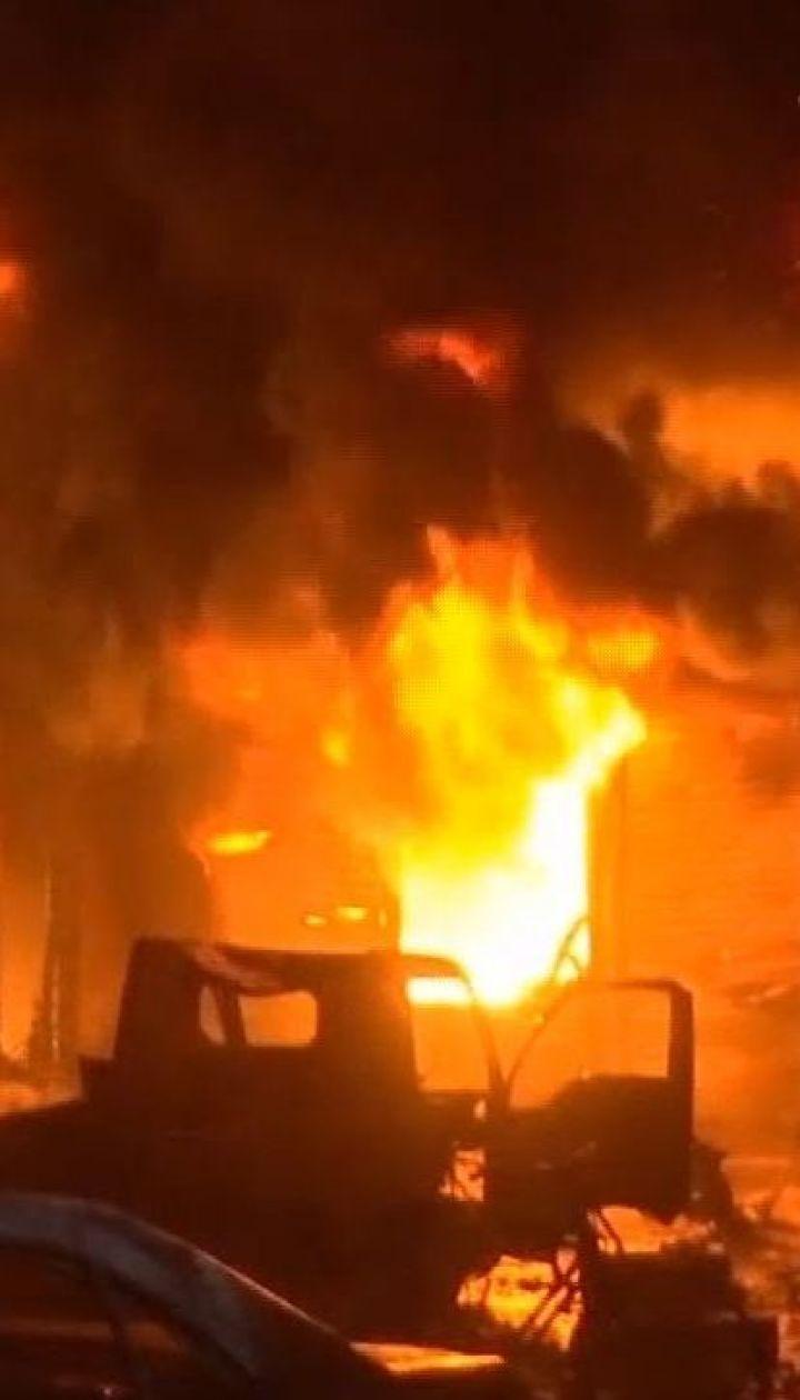 Жертвами пожежі в Бангладеш стали щонайменше 110 людей