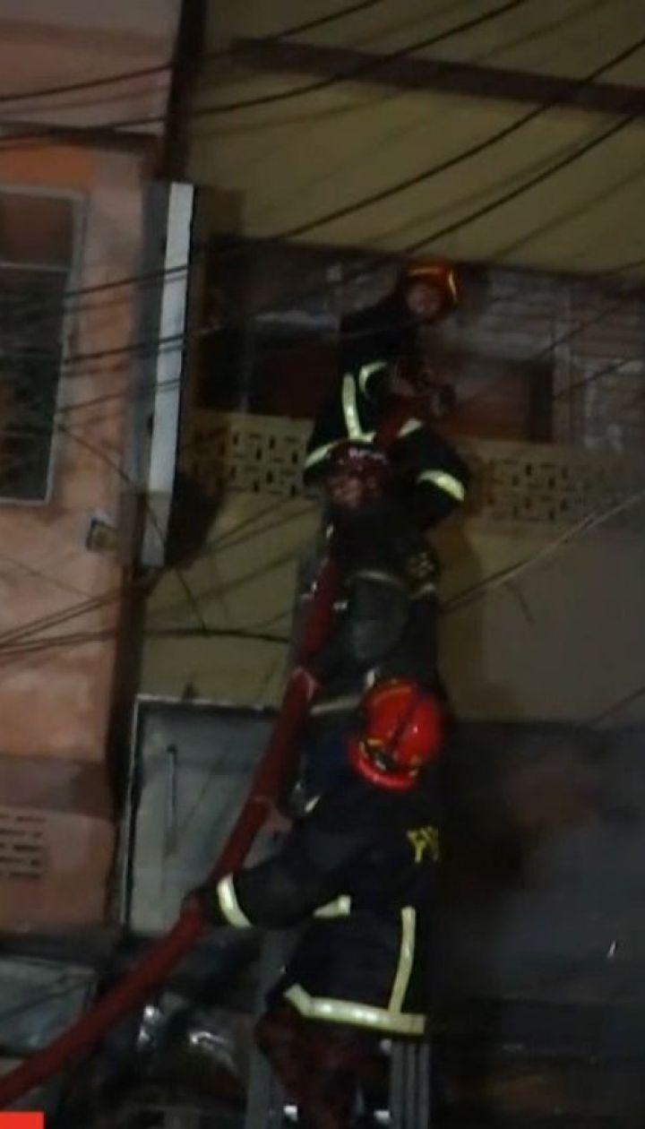 Щонайменше 110 людей загинули під час пожежі в Дацці