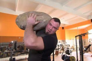 Українець побореться за звання найсильнішої людини планети