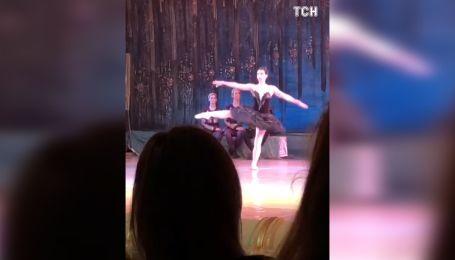 """Балерина накрутила рекорд Украины на """"Лебедином озере"""""""