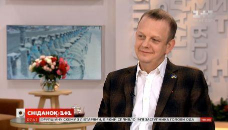 Ґерт Антсу розповів про успіх своєї країни та приготував традиційну естонську страву