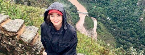 Красочные фото и селфи с мужем: Миранда Керр на отдыхе в Перу