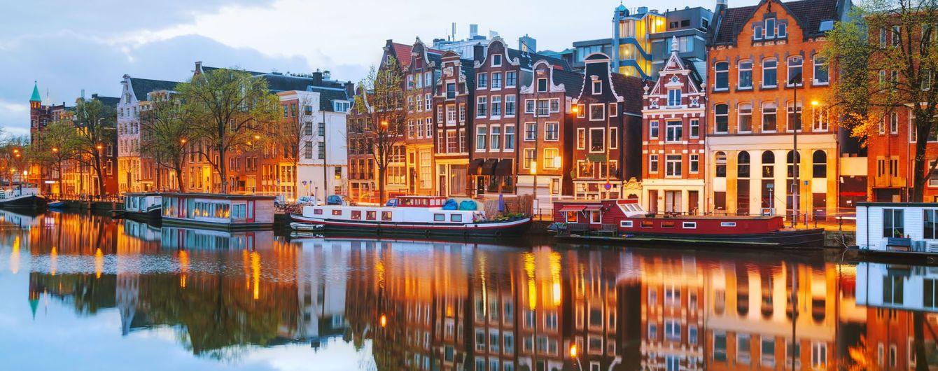 Амстердамский аэропорт тестирует сканер лиц
