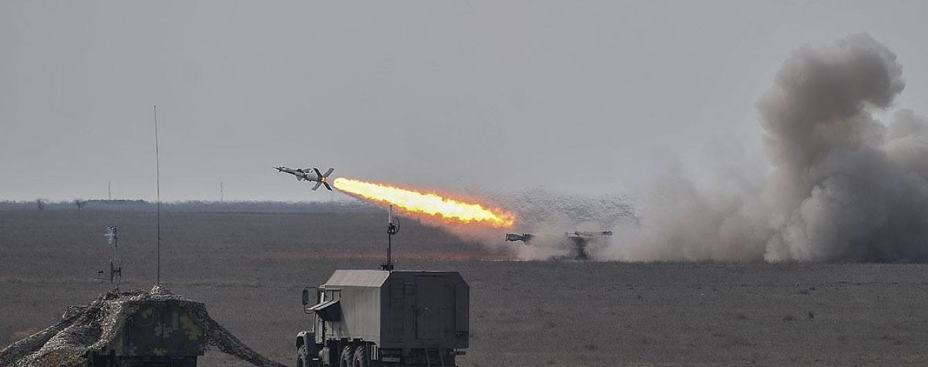 Украинские войска провели испытания модернизированных ЗРК вблизи Крыма
