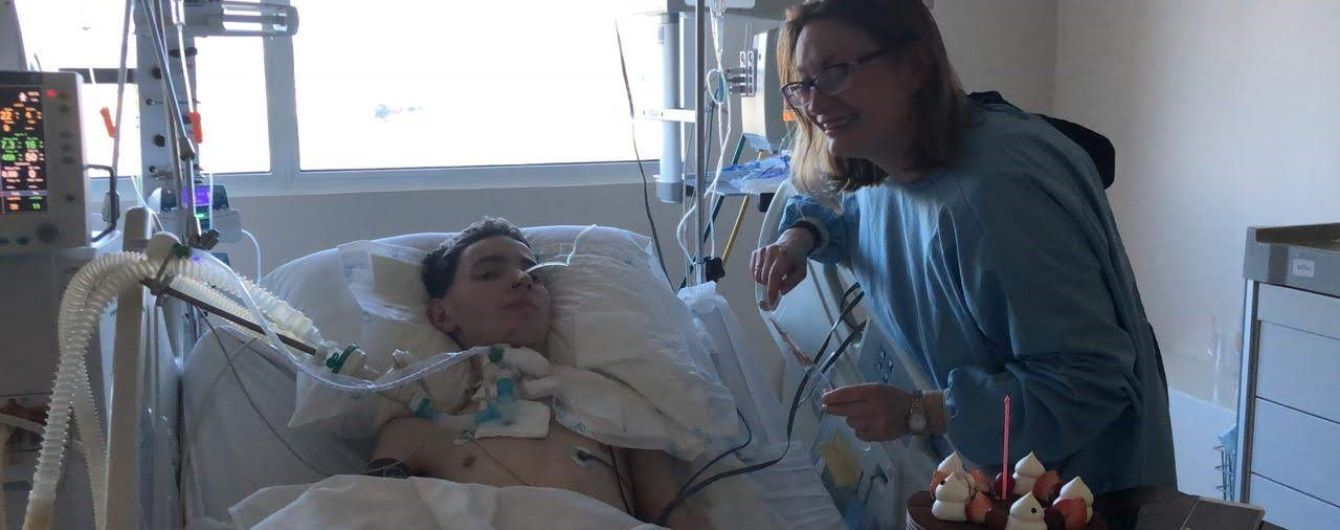 Критическое состояние Владимира заставило его родителей обратиться за помощью