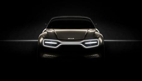 Электрокар Kia впечатляет смелым дизайном