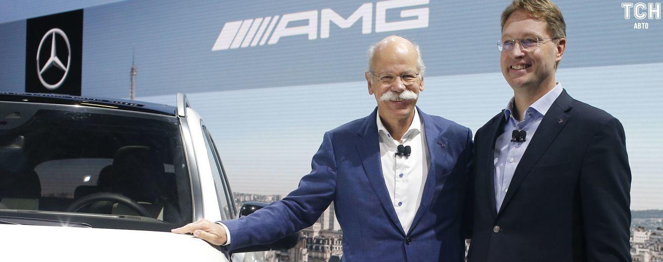 """BMW и Daimler сольют все предприятия в """"экосистему"""" с электрокарами"""
