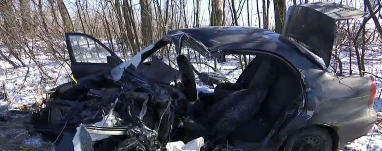 На Ровенщине произошло смертельное ДТП: участники аварии винят ямы на дороге