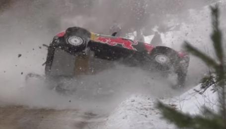 Гонщики на Citroen вирвалися у фаворити ралі після страшної аварії