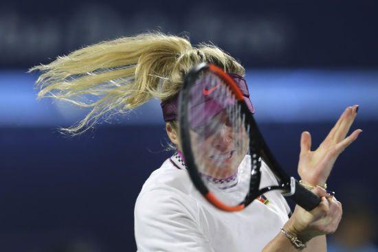 Світоліна драматично вилетіла у півфіналі турніру в Дубаї