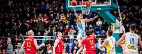 Сборная Украины по баскетболу проиграла Черногории и не вышла на ЧМ-2019