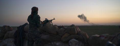 """Наступление на последний анклав боевиков """"ИГИЛ"""" в Сирии замедлился из-за гражданских"""
