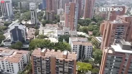 У Колумбії видовищно підірвали маєток наркобарона Пабло Ексобара