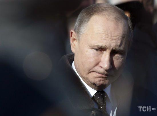 Вперше за 18 років. У росіян рекордно впав рейтинг підтримки Путіна