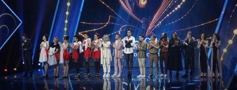 """""""Євробачення-2019"""": під час виходу у фіналі нацвідбору ANNA MARIA майже ніхто не аплодував"""