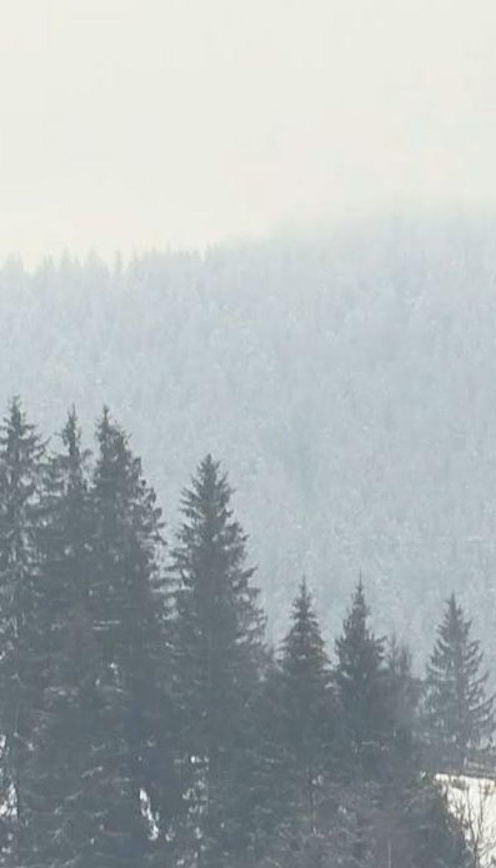 На горі Піп Іван у Карпатах загинули двоє туристів від обмороження