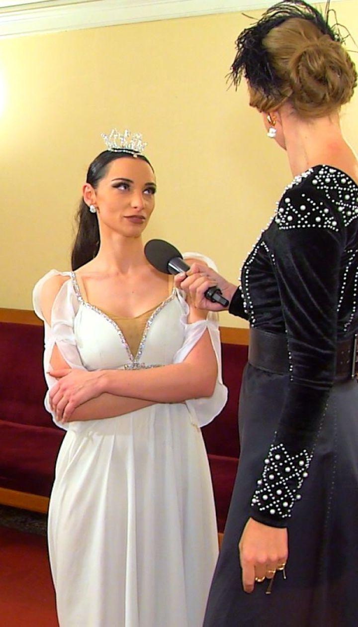 Новий рекорд в балеті: прима-балерина Христина Шишпор зробила 48 фуете