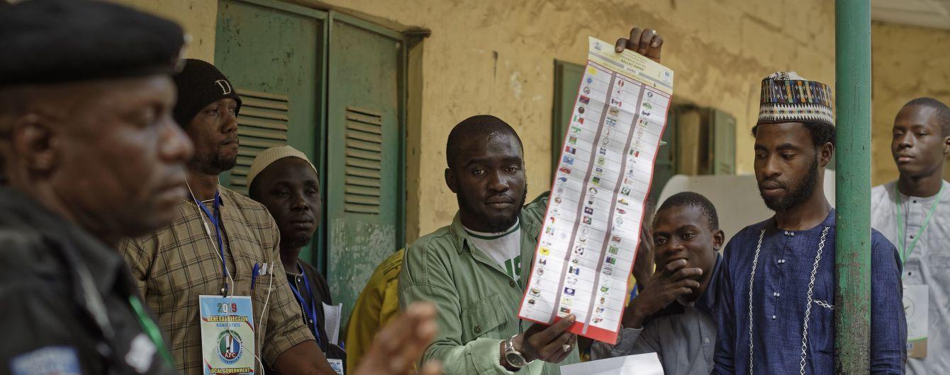 Во время выборов в Нигерии было убито 16 человек