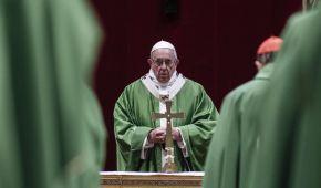 Папа Римський у проповіді висловив стурбованість через загострення на сході України
