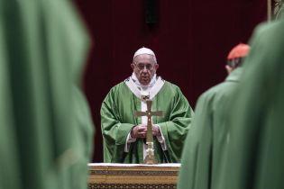 """""""Ви не можете так чинити. Це жорстоко"""": папа Франциск розкритикував Трампа за стіну на кордоні з Мексикою"""