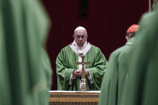 Папа Римський позитивно відгукнувся про перемовини між Україною та Росією