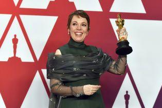 """""""Оскар-2019"""": лучшей актрисой стала Оливия Колман"""