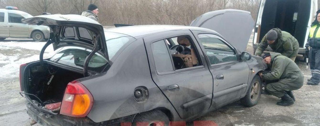 В оккупированной Макеевке взорвался автомобиль командира боевиков