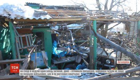 За добу окупанти випустили 285 снарядів та мін по українських позиціях