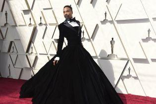 """Актер в платье-смокинге объяснил, почему пришел на """"Оскар-2019"""" в таком виде"""