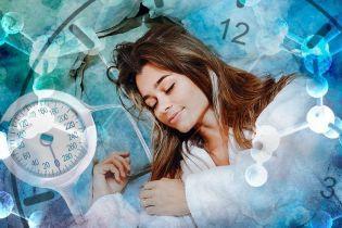 Как спать, чтобы похудеть?