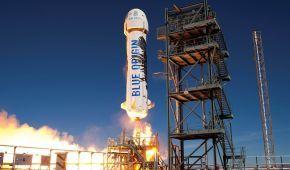 Коли Blue Origin відправить перших туристів у космос: відома дата
