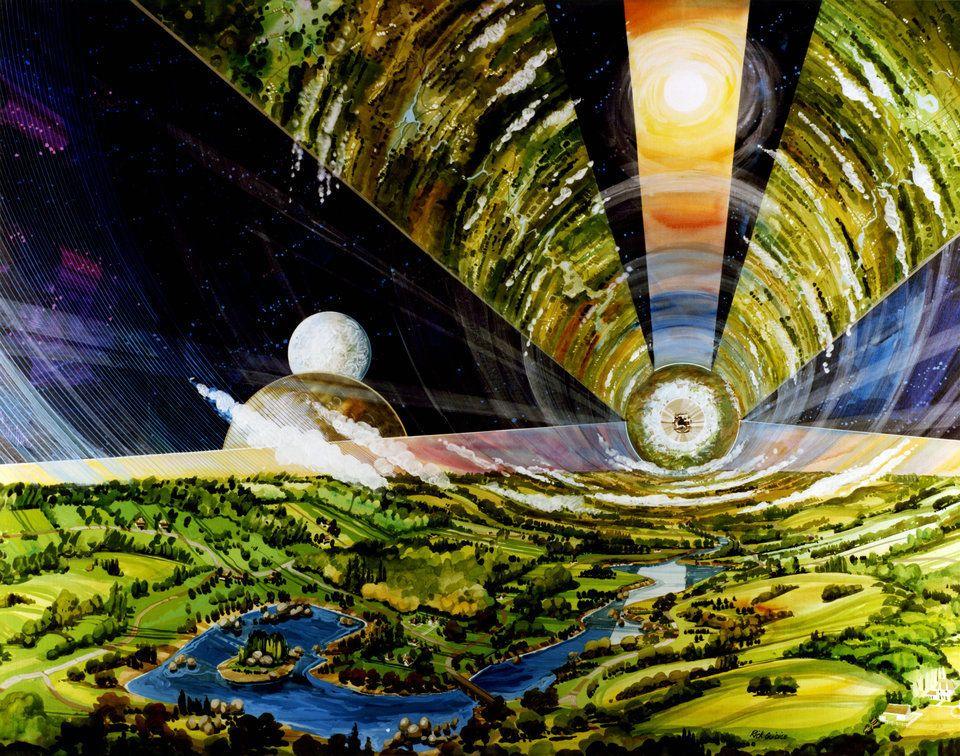 Колонія на орбіті