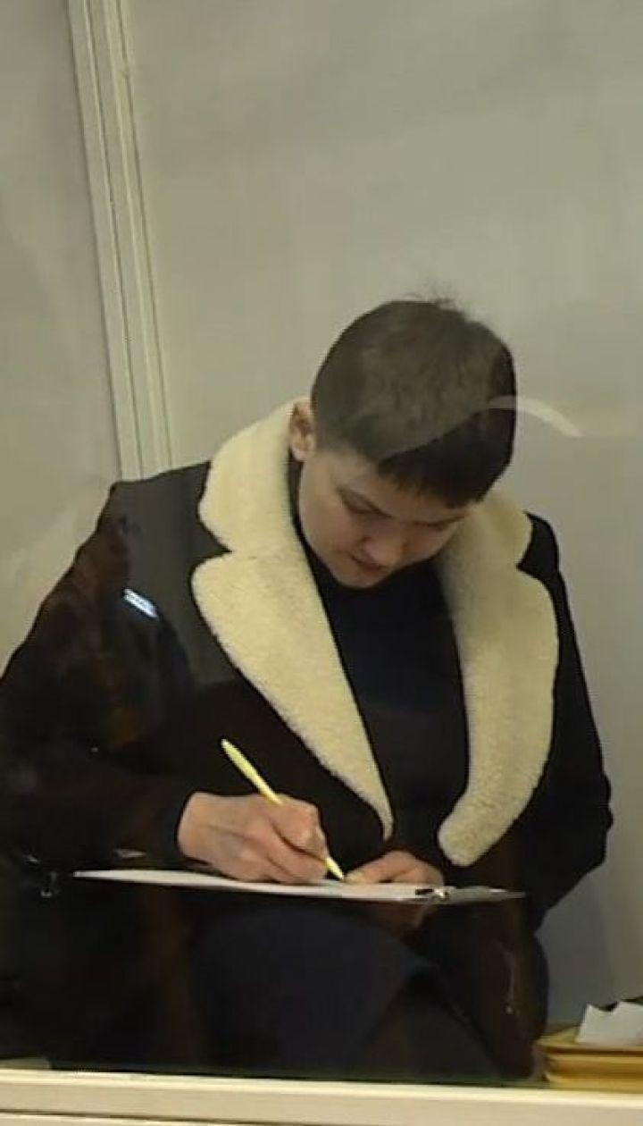 Справу обвинуваченої у держзраді й тероризмі Надії Савченко суд повернув до Києва