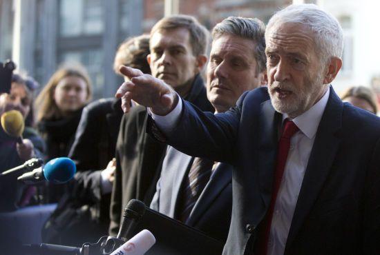 Британські лейбористи виступили за проведення повторного референдуму щодо Brexit
