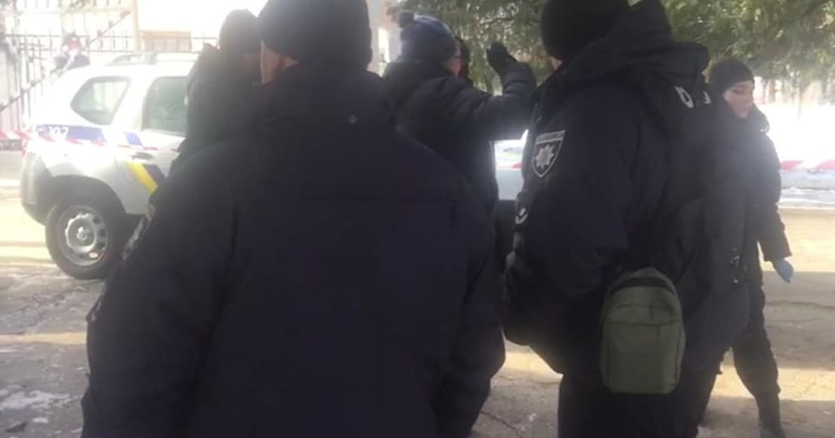 @ ГУ НП в Одесской области
