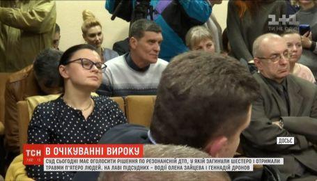 У Харкові пролунають вироки Олені Зайцевій та Геннадію Дронову