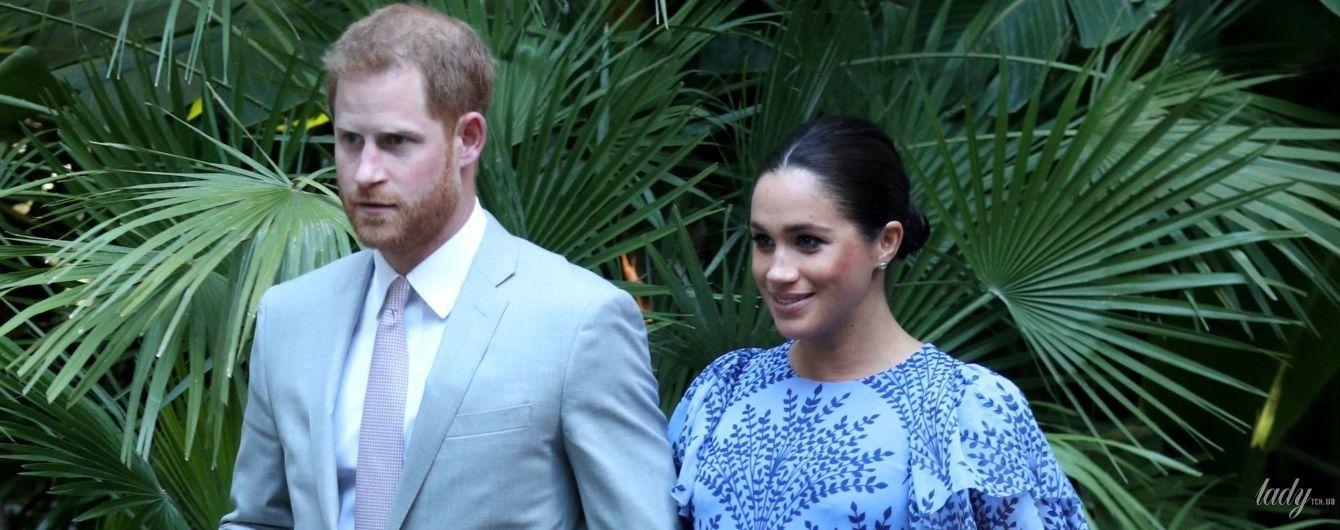 Хорошо, но мало: подробности королевского отпуска герцогини Сассекской и принца Гарри