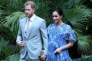 Добре, але мало: подробиці королівської відпустки герцогині Сассекської та принца Гаррі