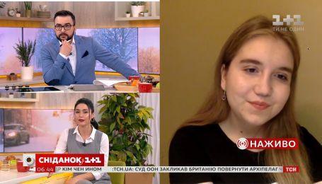Кримчанка Аліна Семенова поділилася спогадами про анексію півострова