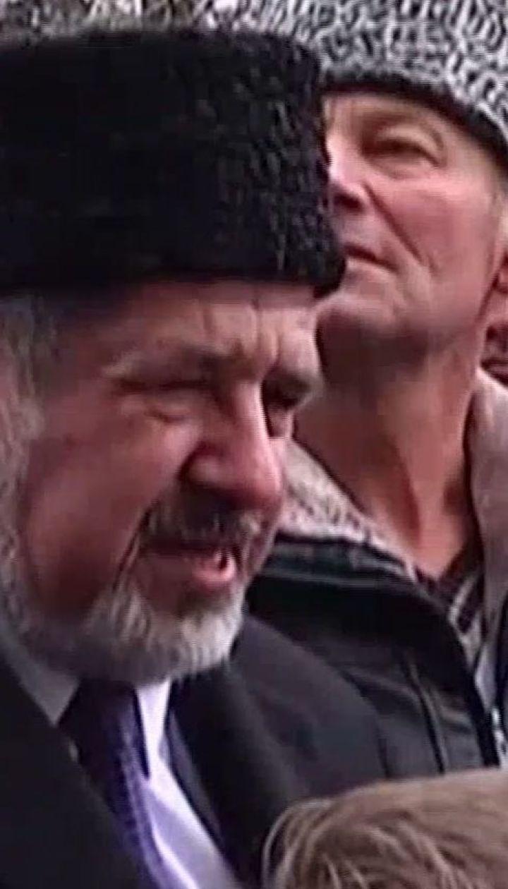 26 февраля - День крымского сопротивления российской оккупации