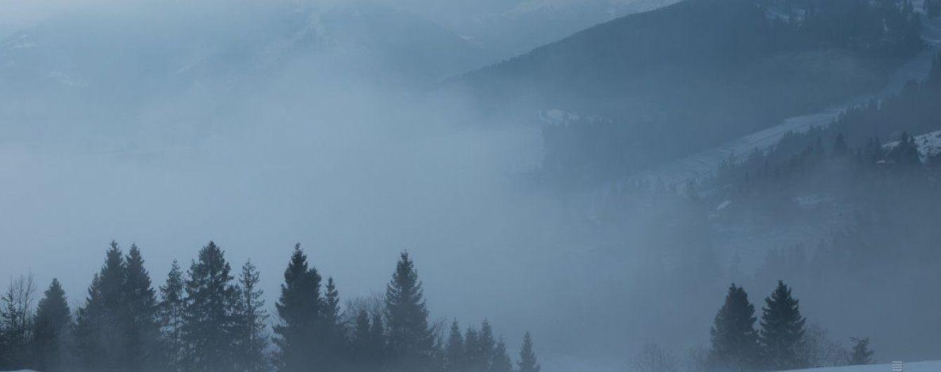 Мороз до -18° і сходження лавин. Синоптики попередили про погіршення погоди в Україні