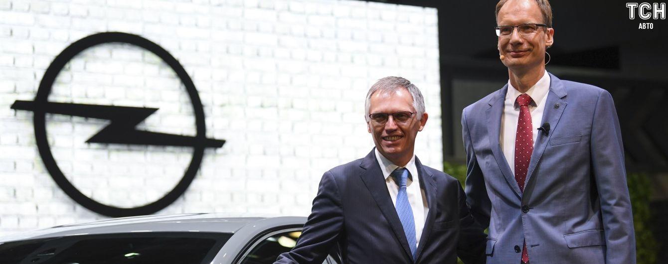 Opel повертається на авторинок Росії